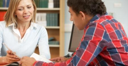 tutoría para estudiantes